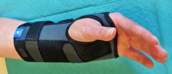 Conservative treatment of wrist osteoarthritis.